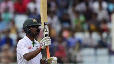 জিম্বাবুয়েকে ৪৪৩ রানের টার্গেট দিলো বাংলাদেশ !