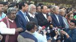 সংসদ বাতিল করে দ্রুত নির্বাচনের দাবি বিএনপি'র