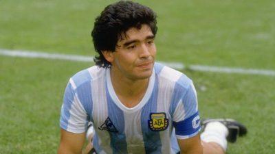 কিংবদন্তী ফুটবলার দিয়াগো ম্যারাডনা মারা গেছেন